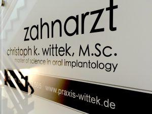 Zahnarztpraxis Wittek in Augsburg